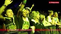 Fête du bruit dans Landerneau. Tiken Jah Fakoly : du reggae... sautillant !