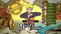 Naruto Storm 3 One Of My Best Fights Ever 2!