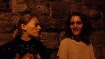 A Locarno, Lucie Borleteau et Ariane Labed chantent une chanson de marin