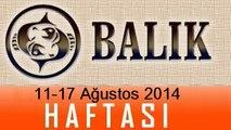 BALIK Burcu HAFTALIK Burç ve Astroloji Yorumu videosu, 11-17 Ağustos 2014, Astroloji Uzmanı Demet Baltacı