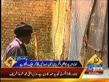 New Style of Begging by a Beggar in Tando Allahyar