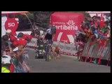 Vuelta 2013 - Resumen de la 8ª etapa de La Vuelta a España 2013
