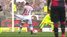But Steed MALBRANQUE (64ème) / Olympique Lyonnais - Stade Rennais FC (2-0) - (OL - SRFC) / 2014-15