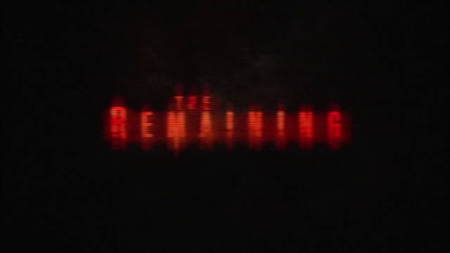 The Remaining trailer