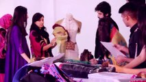 School of Fashion & Textile Design at Hajvery University (HU) Higher Education Commission accredited
