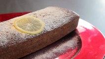 Cake au citron - Recette - Gourmand