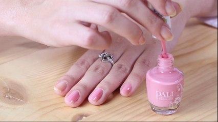 طريقة عمل الأظافر بألوان الباستيل | مع Elsa O.