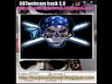 007 Webcam Hack v3.0 - hack any webcam without permission !