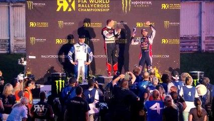 WRX - Team Peugeot-Hansen - Highlights of round 7 - Canada