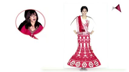 Work that Apple: Lehengas for your shape