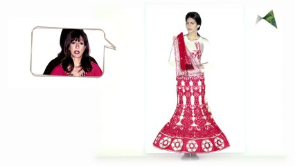 Get Wedding Ready : Lehengas for the Pear Shaped