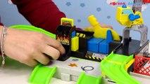 Crash N Junk Yard / Tor Wysypisko - Śmieciakowe Auta / Trash Wheels - The Trash Pack - Cobi - 68146 - Recenzja