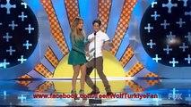 """Teen Wolf-""""TCA"""" Tyler Posey&Jennifer Lopez Dans Türkçe Altyazılı"""