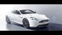 Aston Martin DB9 Carbon Edition Movie