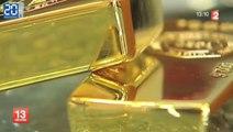 Des ouvriers s'approprient  près d'un milion d'euros de lingots et de pièces d'or retrouvés sur un chantier