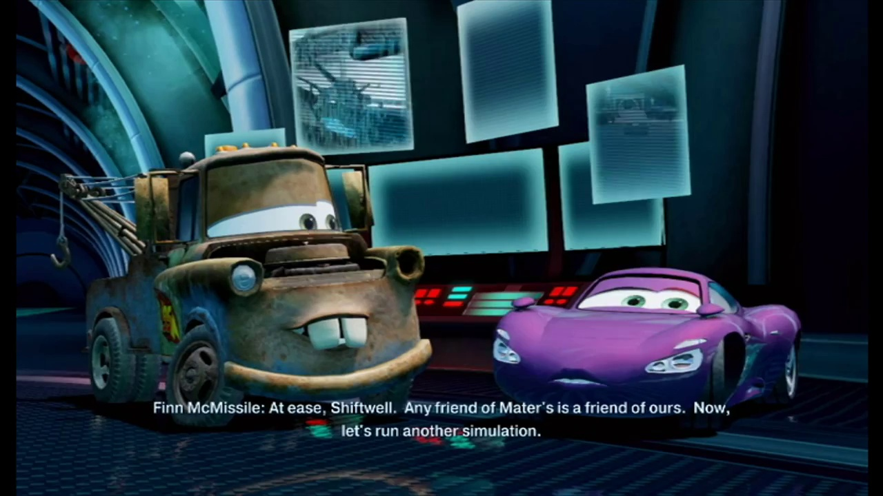 Disney Cars 2 Cars Toon – Disney Cars 2 Movie Game