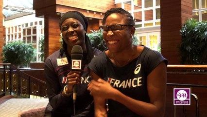 En tandem avec Myriam Soumaré et Ayodele Ikuesan !