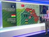 """""""Les Etats-Unis visent surtout les pièces d'artillerie"""" de l'Etat islamique, selon Hyman"""