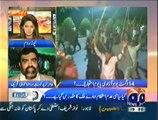 Newsroom On Geo (11 August 2014) 14 August Youm e Azadi Ya Youm e Ehtijaj…