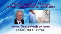 Plastic Surgery Chicago's Dr. Walton specializes in breast augmentation and reconstructive surgery.