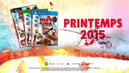 Trailer de Gameplay de Dead Island 2