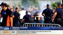 BFM Story: 44 policiers et gendarmes ont été blessés lors de violences en marge du match entre Bastia et Marseille - 11/08