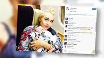 Schau dir Miley Cyrus' neues Schweinchen Bubba Sue an