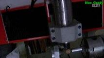 Olive beads engraving machine,mini 4 axis cnc router,China cnc machine