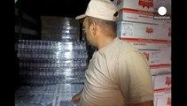 More tension as Russia sends humanitarian aid trucks to Ukraine