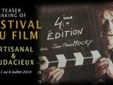 Teaser Festival du Film Artisanal & Audacieux Joyeuse 2014 avec Jean-Pierre Mocky