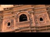Inside view of Jain temple - Jaisalmer Fort