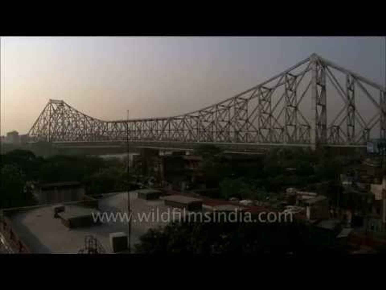 Rabindra Setu - Kolkata