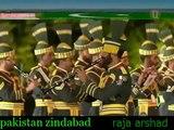 Pakistan army band in moscow Pakistan Zindabad  Pak Army Zindabad