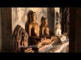 Statues of Mahavir - Jain Temple, Jaisalmer