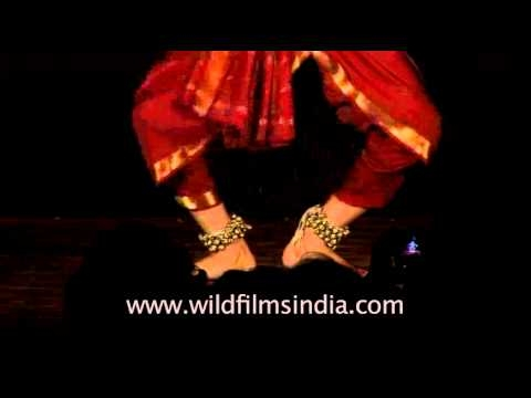 Indian classical dance Bharatanatyam