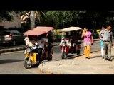 Electronic rickshaws becoming popular in Delhi
