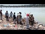 Cremation of a Hindu - Chandi cremation ghat