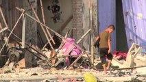 Gaza tra distruzione e ricostruzione, ostacolata da Israele