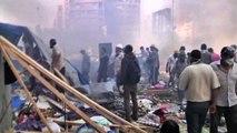 Hrw contro l'Egitto, crimine contro umanità la strage del 2013