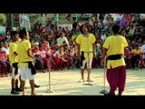 Manipuri Comedian Joseph and troupe mimicking actors and singers