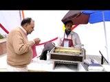 Extraordinary Garlic Kheer of Lucknow at National Street Food Festival, Nasvi