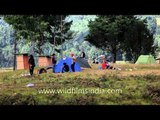 Camping with Vagabond Expeditions at the Ziro Music Festival