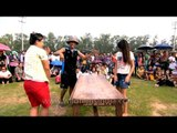 Women's arm wrestling competition :At the 50th Naga Fest'13