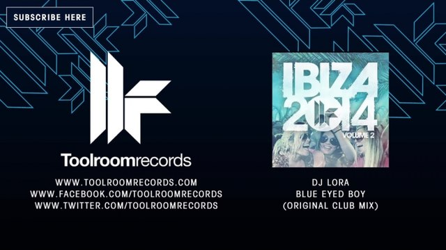 DJ Lora - Blue Eyed Boy - Original Club Mix