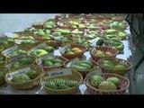 Mangos aplenty at Mango Festival, Dilli haat Pitampura
