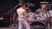 Queen Live Aid 1985 FULL +Rehearsal-Interview HD BIG SCREEN BEST SOUND 2014 Completo (1080p)