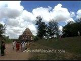 Konark Sun Temple in Odisha