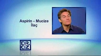 Aspirin Ecza Dolabınızın En Güçlü İlacıdır! - Fragman