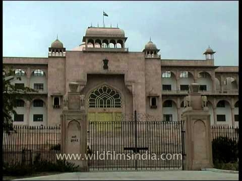 Government Offices : Rajasthan State Government offices in Jaipur city,