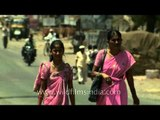 Sights and sounds of Pangaon village of Solapur district, Maharashtra